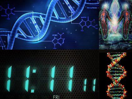 11:11 Gateway Divine Masculine / Divine Feminine Grids